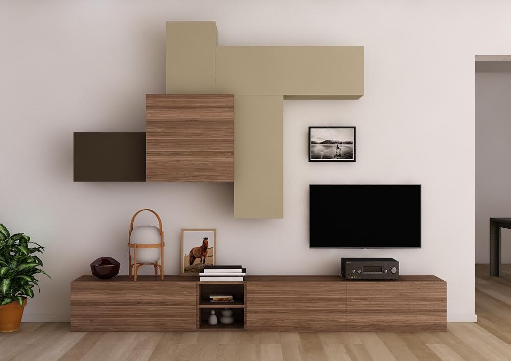 Muebles de alto diseño para el salón